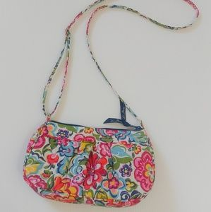 Vera Bradley Boho Quilted Crossbody small bag